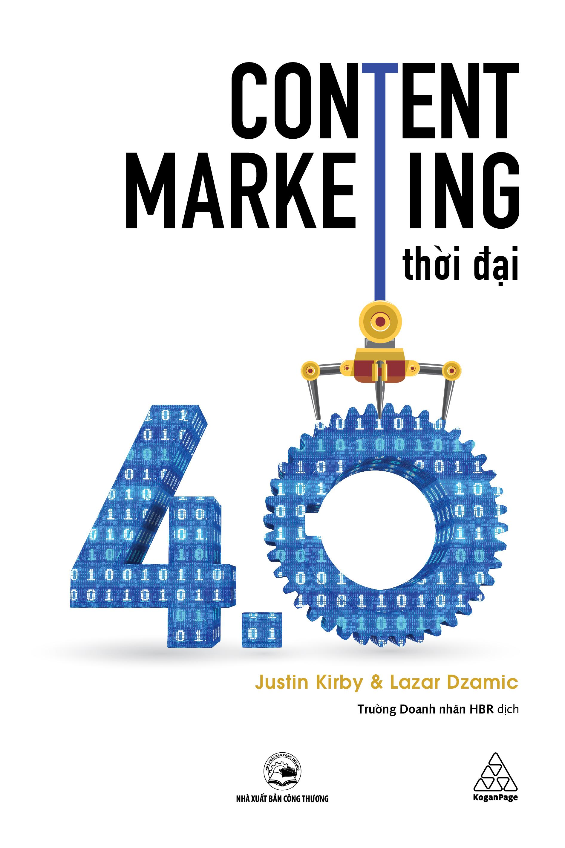 Content Marketing thời đại 4.0