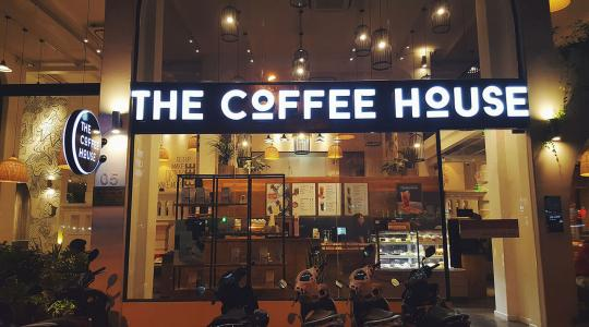 CHIẾN LƯỢC MARKETING CỦA THE COFFEE HOUSE